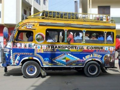 transport en commun Sénégal